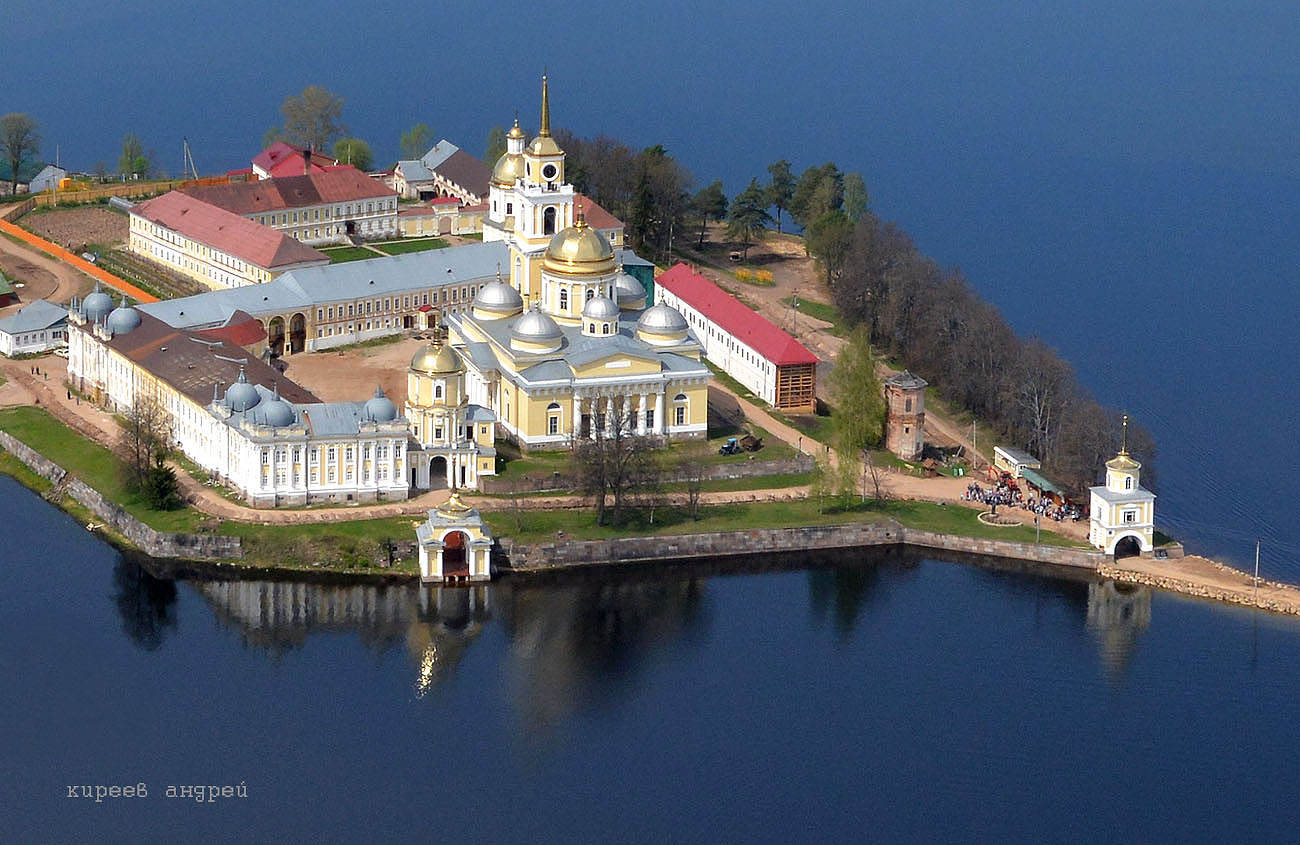 Нило — Столобенский мужской монастырь.