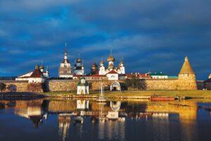 Спасо-Преображенский Соловецкий ставропигиальный мужской монастырь, Соловки