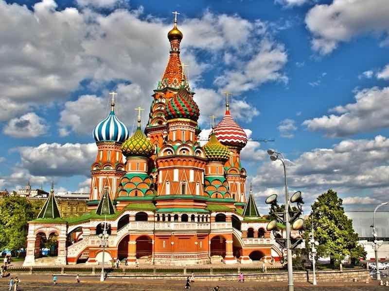 Храм Василия Блаженного (Церковь Покрова Богородицы на рву), Москва