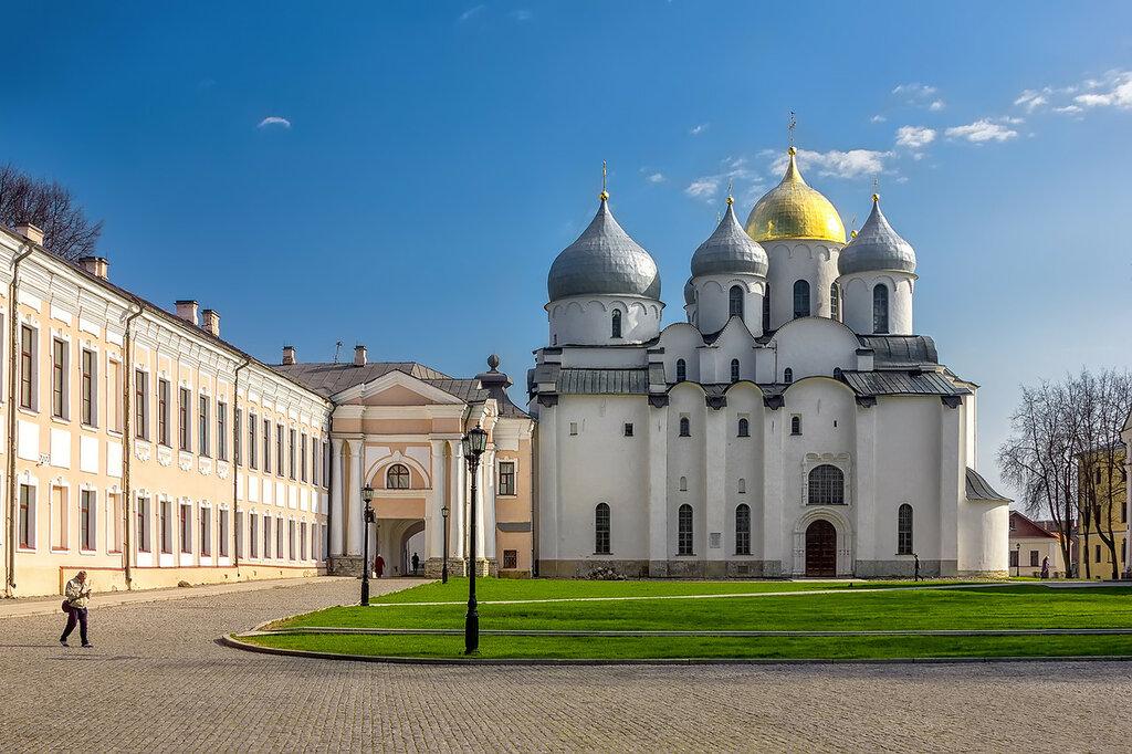 Собор Софии Премудрости Божией, Новгород