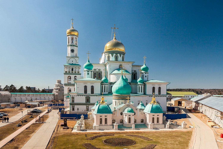 Воскресенский Новоиерусалимский мужской монастырь, Истра