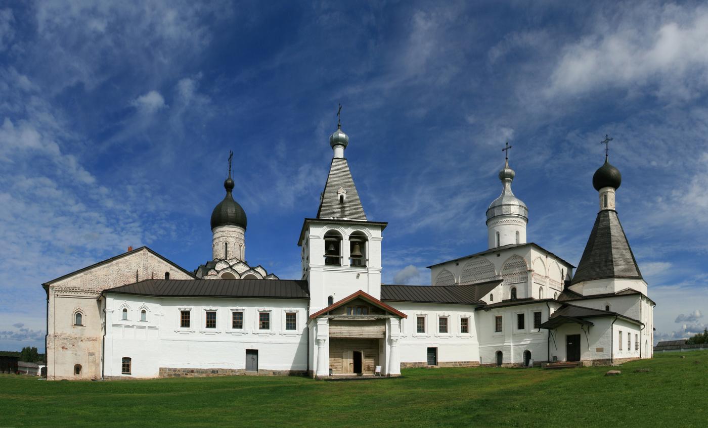 Ферапонтов-Белозерский Богородице-Рождественский женский монастырь