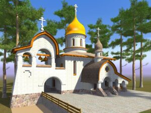 Православный храм: архитектурные каноны