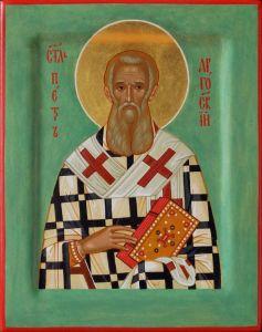 Петр-чудотворец, епископ Аргоса